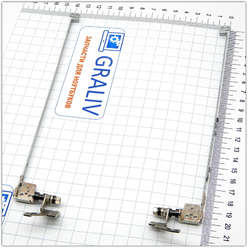 Петли для ноутбука Lenovo ideapad S12, 60.4CI08.XXX, 60.4CI07.XXX