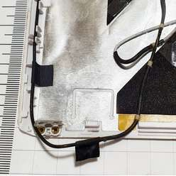 Крышка матрицы ноутбука Lenovo Ideapad S12, 60.4C18.001