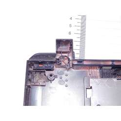 Нижняя часть корпуса ноутбука Lenovo Ideapad S12, 60.4DY10.002