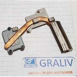 Радиатор системы охлаждения, термотрубка ноутбука Тoshiba Satellite M840, SOL3EBY3TM0I20