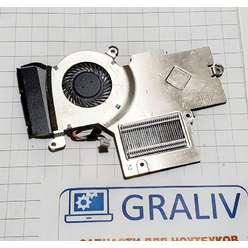 Система охлаждения ноутбука Acer One 725, V5-121, 4BZHGFATN00