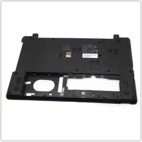 Нижняя часть корпуса, поддон ноутбука Packard Bell ENTE69CX-33216G75 Z5WT1 AP0VR000160