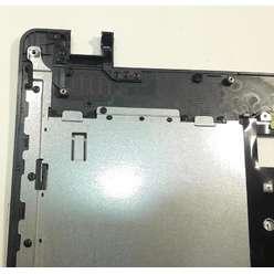 Палмрест верхняя часть корпуса ноутбука DNS 0801188, C15B (0801143), 13N0-CNA1F01
