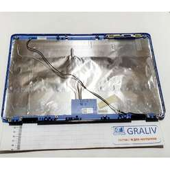 Крышка матрицы ноутбука Dell Inspiron 1545 0T235P, CN-0T235P-38561-99P