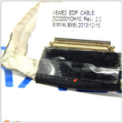 Шлейф матрицы для ноутбука Acer E1-510, E1-530, E1-532, E1-570, V5-561, Packard Bell ENTE69BM DC02001OH10