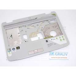 Верхняя часть корпуса, палмрест ноутбука Acer Aspire 4520, ZYE38Z03TATN