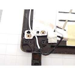Крышка матрицы для ноутбука Packard bell red Dot S, AP0FC000CA2
