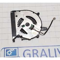Вентилятор системы охлаждения, кулер ноутбука Sony Vaio Pro 13 SVP13 SVP132 SVP13A, UDQFVSR01DF0
