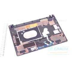 Верхняя часть корпуса, палмрест нетбука Packard Bell Dot S KAV80, AP0FC000700