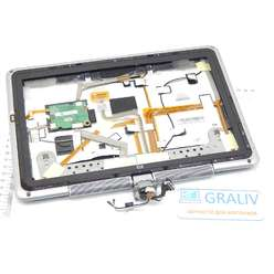 Крышка матрицы, Безель, Web камера, шлейф матрицы для ноутбука HP TX1000