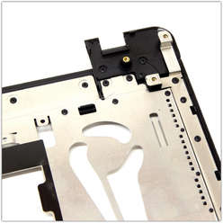 Палмрест верхняя часть корпуса ноутбука Asus K52, X52, A52 13N0-GUA0851 13GNXM1AP034