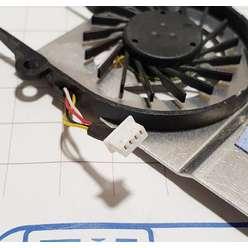 Cистема охлаждения для ноутбука Acer Aspire One D257, DTA4EZE6FATN