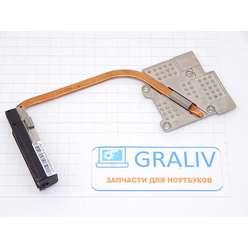 Радиатор системы охлаждения для ноутбука Acer Aspire 5520, 7520 AT01O000500