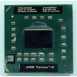AMD Turion II Dual-Core Mobile P540 TMP540SGR23GM