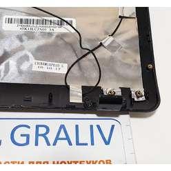 Крышка матрицы ноутбука Asus A52, K52 X52, 13GNXM1AP010-5