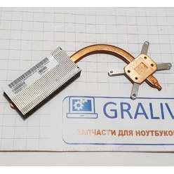 Радиатор системы охлаждения, термотрубка ноутбука Toshiba Satellite L40, 13GNQA1AM040 H000001510