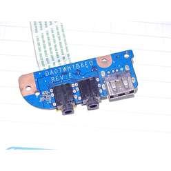 Плата расширения USB портов ноутбука DNS TWHA (0133840), DA0TWHTB6E0