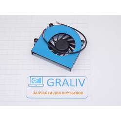 Вентилятор (кулер) для ноутбука Clevo W150 W370, MF60090V1