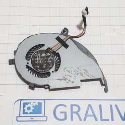 Вентилятор, кулер ноутбука Acer V5-552G, V5-572G, V5-472, V7-ZRQCPU, EF40060S1-C020-S99