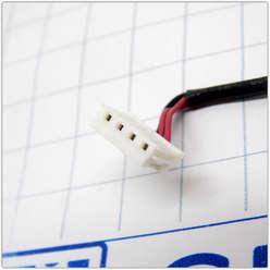 Разъем питания на шлейфе для ноутбука Lenovo G565, G560 DC301009600