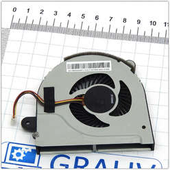 Вентилятор (кулер) для ноутбука Lenovo G505S, DC28000DAF0