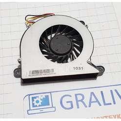 Вентилятор для ноутбука DNS 127275, NBLB2, DC2800083A0