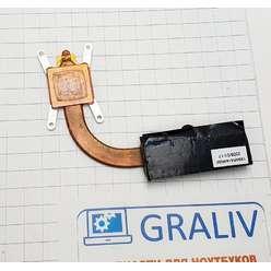 Система охлаждения, термотрубка ноутбука Asus V6VA 13GNFA1AM020