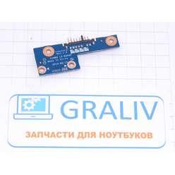 Плата подключения аккумулятора Lenovo B50-30, B50-45, B50-70, LS-B093P