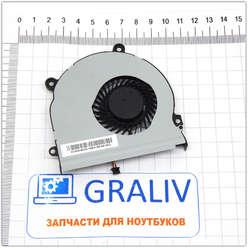 Вентилятор (кулер) для ноутбука Samsung NP350V5C KSB06105HA  BA31-00123C, DC28000BMS0