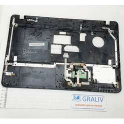 Палмрест, верхняя часть корпуса ноутбука Toshiba Satellite L650 L655 V000210780