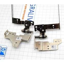 Петли для ноутбука Dell Inspiron 17 5000, P26E, 434.00M07.1001, 434.00M08.1001