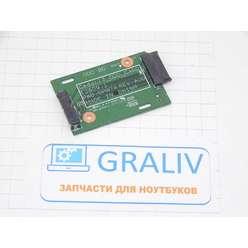Плата Sata для ноутбука Dell Inspiron 17 5000, P26E, GPW7X REV: A00