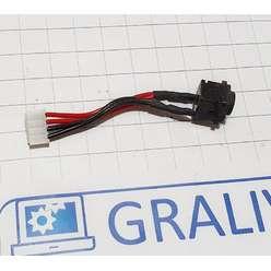 Разьем питания ноутбука Sony PCG-8T2L