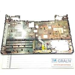 Верхняя часть корпуса, палмрест ноутбука Samsung NP355V4C, AP0RV000710
