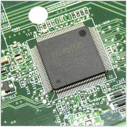 Мат. плата для ноутбука DA0FH5MB6F0 REV:F