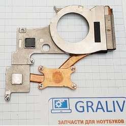 Система охлаждения, термотрубка ноутбука Samsung R518, R520, R522, BA96-03964A