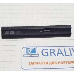 Заглушка DVD привода ноутбука Lenovo G550, G555, AP07Q000200