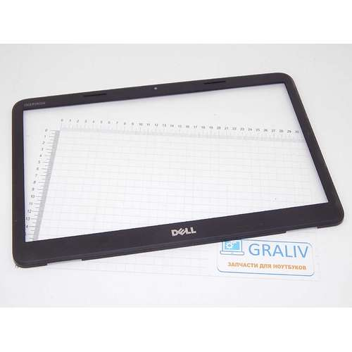 Безель, рамка матрицы ноутбука Dell Inspiron 3520, 60.4IP03.031 CN-0MR95C