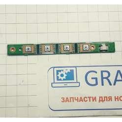 Панель управления ноутбука Fujitsu siemens Amilo Pro V3505 55-4P502-001G