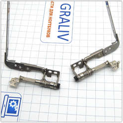 Петли ноутбука HP Pavilion DV5-1000, FBQT6014010 FBQT6015010