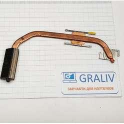 Радиатор системы охлаждения, термотрубка ноутбука Asus X55VD 13GN5O1AM010-1