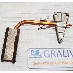 Радиатор системы охлаждения, термотрубка ноутбука Fujitsu Siemens Pa 3515, 60.4H714.002