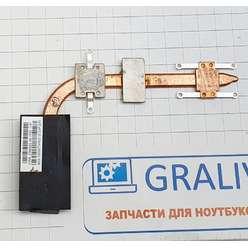 Система охлаждения, термотрубка ноутбука ASUS EEE PC 1215N, 13NA-2TA0501