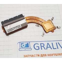 Радиатор системы охлаждения, термотрубка ноутбука Asus A6,  A6000, GS1, 13GNFH5AM30