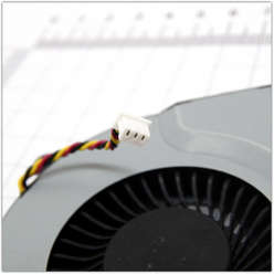 Вентилятор (кулер) для ноутбука Toshiba C850, C855, C870, C875, L850, L855, L870, L875 DFS501105FR0T FB99