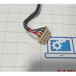 Разъем питания ноутбука Toshiba L750 L755, DD0BLBPB040