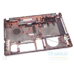 Нижняя часть корпуса нетбука Packard Bell NM-85, TSA604GZ0800