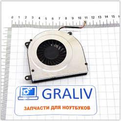 Вентилятор для ноутбука MSI CX705, E330601060F