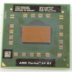 Процессор AMD Turion 64 X2, TMDTL58HAX5DC