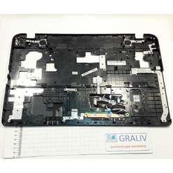 Верхняя часть корпуса, поддон ноутбука Toshiba C70, ZYE39BD5TA0